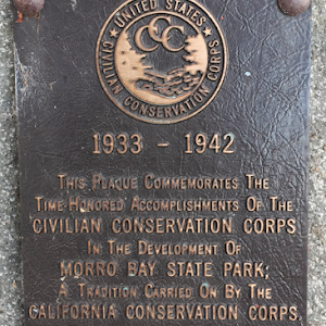 The CCC Builds Morro Bay State Park