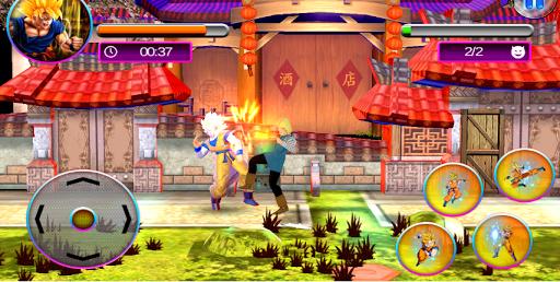 Super Hero Street Fighting Game Revenge