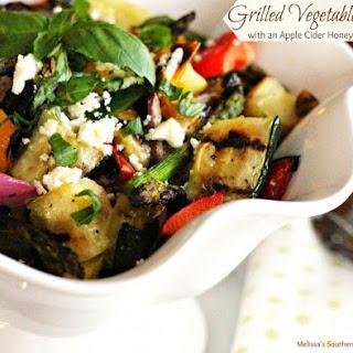 Vegetable Salad Apple Cider Vinegar Recipes