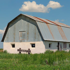 Barn  by Jeff Brown - Buildings & Architecture Public & Historical ( hisotry, barn, era, farming )