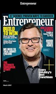 Entrepreneur Magazine for pc