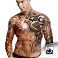 (FREE) 3D TATTOO2 STICKER APK for Bluestacks