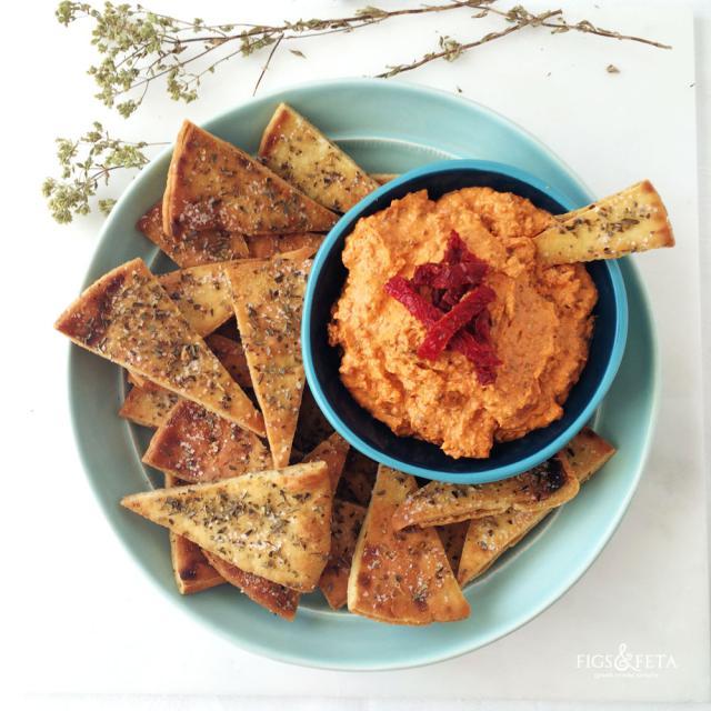 Spicy Lentil Bean Hummus Dip Recipe | Yummly