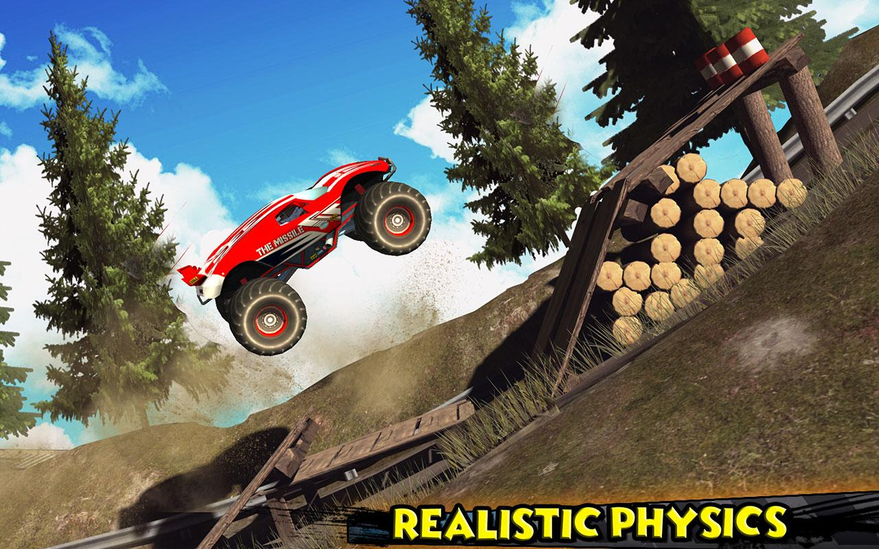 Monster Truck Rider 3D Screenshot 6
