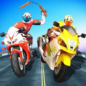 Road Rash Rider For PC (Windows And Mac)