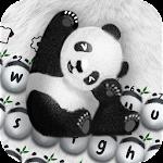 Panda Kawaii-Cheetah keyboard Icon