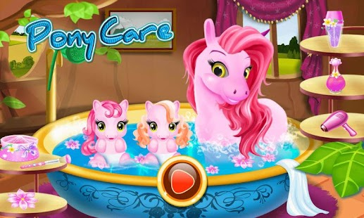 Pony Care- screenshot thumbnail