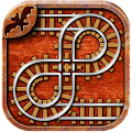 Rail Maze : Train puzzler for Lollipop - Android 5.0