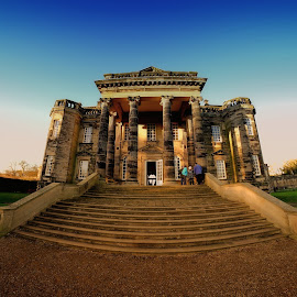 Deleval Hall - Northumberland  by Phil Robson - Buildings & Architecture Public & Historical ( delaval hall, mansion, newcastle, national trust, seaton delaval )