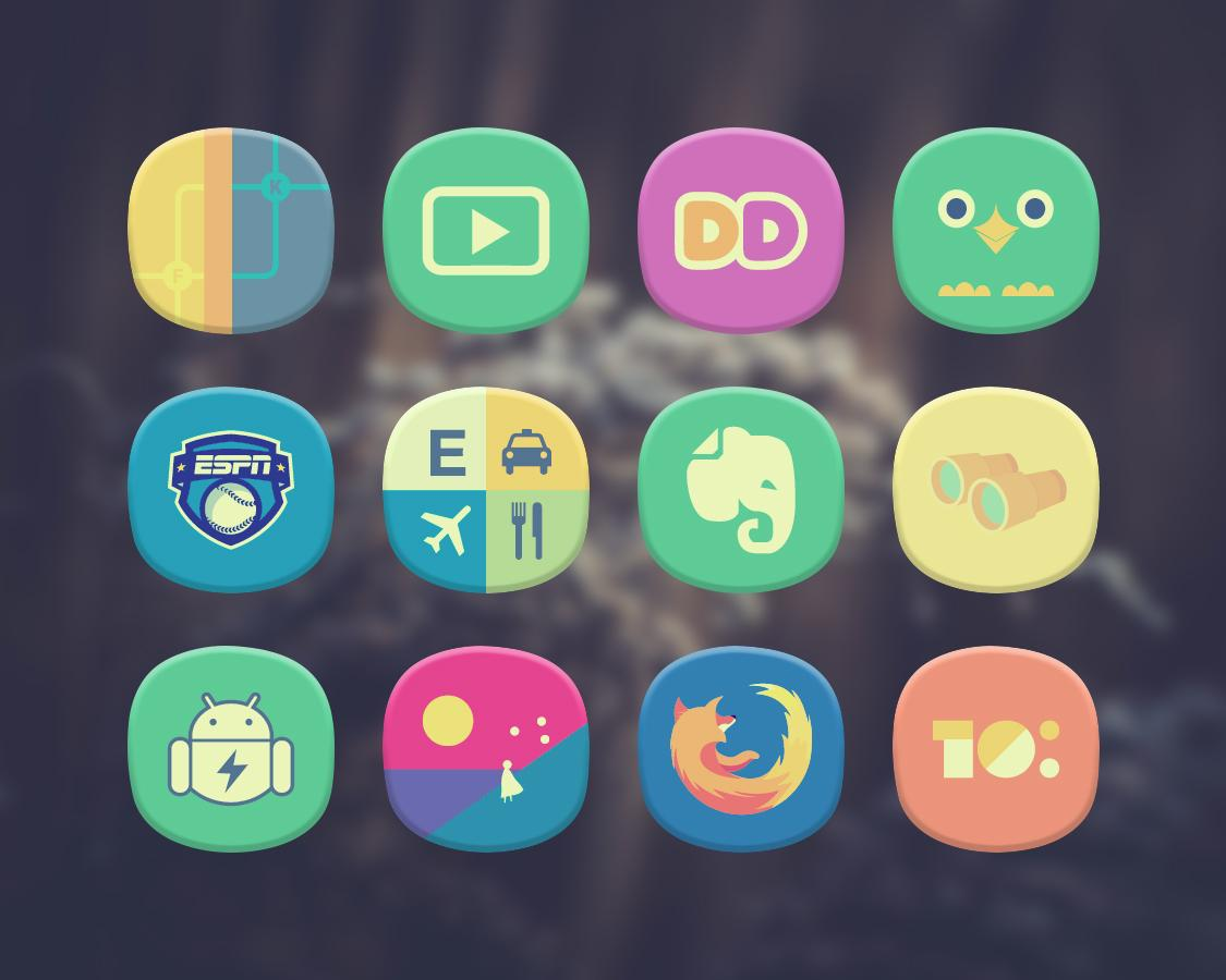 Classique Icon Pack Theme Screenshot 10