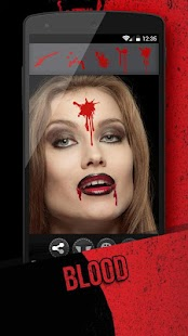 Vampire Yourself Camera Editor - screenshot
