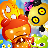 Toys Offline: A Sweet Blast Match 3 APK for Bluestacks