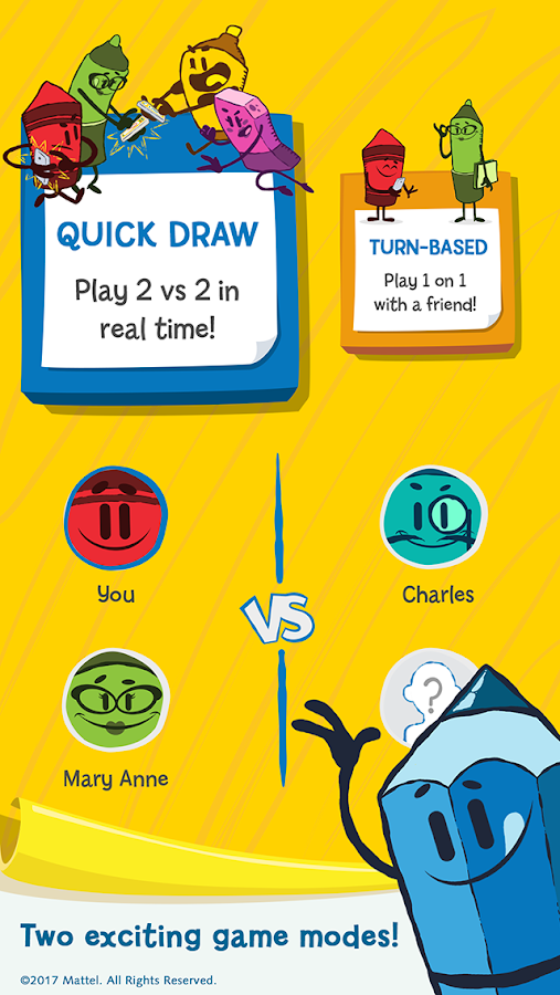 Pictionary™ (Ad free) Screenshot 2