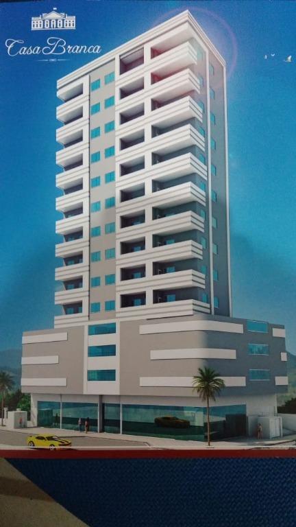 Apartamento com 2 dormitórios à venda, 62 m² por R$ 360.000 - Casa Branca - Itapema/SC