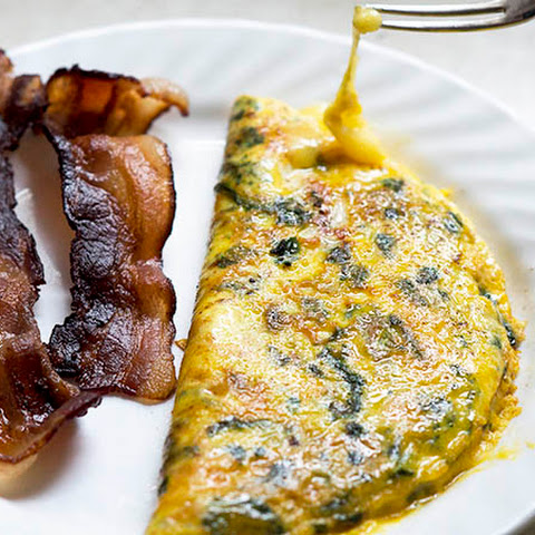 Spinach Florentine Omelet