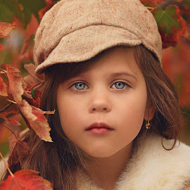 sad farewell by Lucia STA - Babies & Children Child Portraits