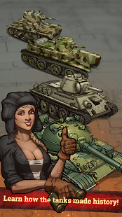 Game Tank Masters APK for Kindle