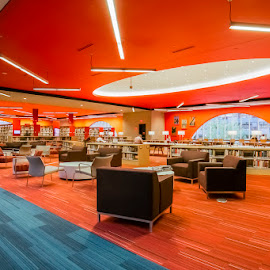 Johnson Library by Cary Chu - Buildings & Architecture Other Interior