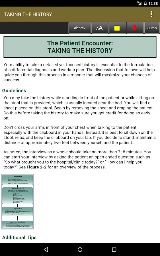 First Aid USMLE Step 2 CS 5/E Screenshot 18