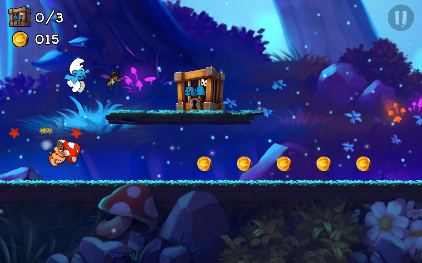 Smurfs Epic Run Screenshot 13