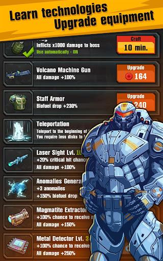 Evolution: Heroes of Utopia screenshot 12