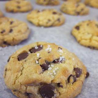 Chocolate Chocolate Chip Cookies Sea Salt Recipes