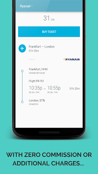 729 Airlines Cheap Flights APK screenshot thumbnail 4