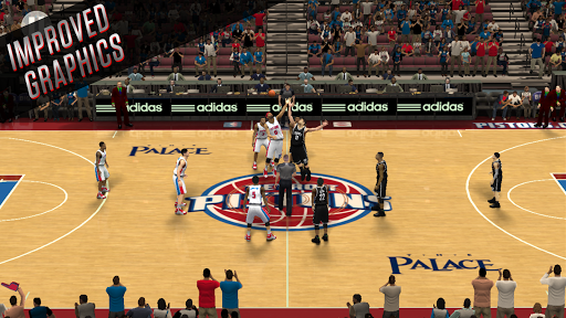nba 2k16 games free download for android