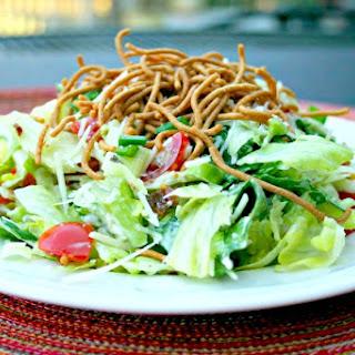 Rice Noodle Salad Dressing Recipes