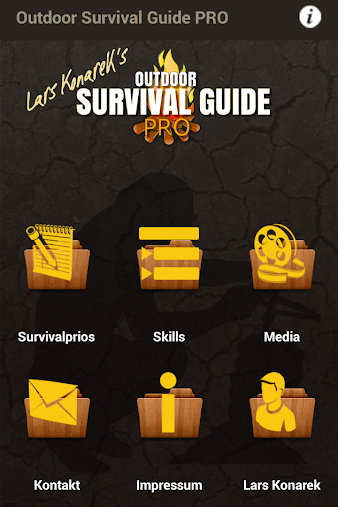 Outdoor Survival Guide PRO APK