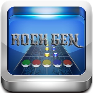 RockGen - Rhythm Game For PC / Windows 7/8/10 / Mac – Free Download