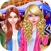 Game Fashion Doll: Flea Market Date APK for Windows Phone