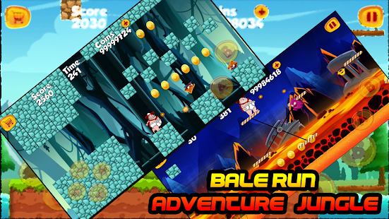 Bale run Adventure - Hell 2