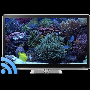 Cover art Aquariums on TV via Chromecast
