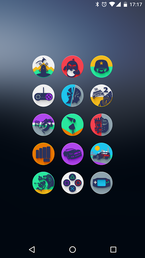 Almug - Icon Pack Screenshot 6