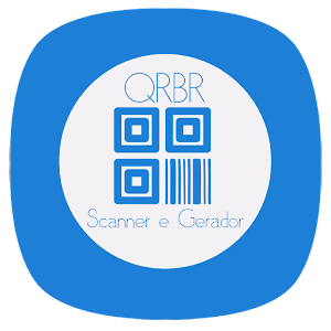 Download free QRBR | Gerador e Scanner de Códigos de Barras e QR for PC on Windows and Mac