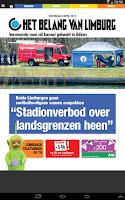 Screenshot of Het Belang van Limburg