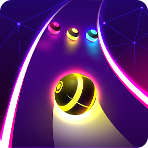 Dancing Road: Colour Ball Run! For PC / Windows 7/8/10 / Mac – Free Download