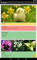 Screenshot of Memorix Notes + Checklists
