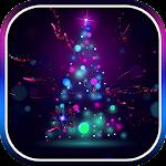 3D Christmas Tree Wallpaper Icon