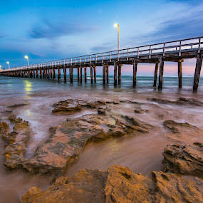 point lonsdale pier by Jaime Gomez - Buildings & Architecture Other Exteriors