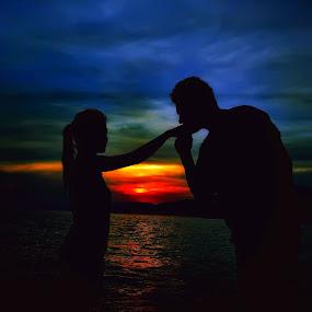 Endless Love by Yohanes M Wain - People Couples ( watotena, flores, indonesia, larantuka )