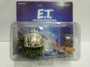 "Фигурка ""E.T. Series 1"" Rolling Spaceship with Launching E.T. /12шт"