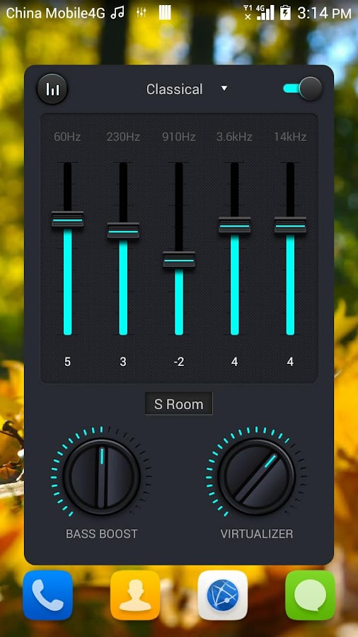 Music Volume Equalizer Pro Screenshot 2