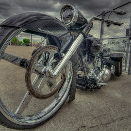 by Jason James - Transportation Motorcycles