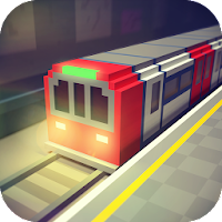 Subway Craft: Build & Ride For PC (Windows And Mac)