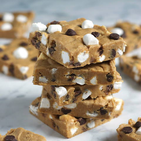 Easy No-Bake S'Mores Bars