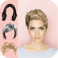 Hair Style Color Changer Women For PC