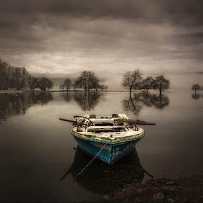 by Gregory Dallis - Transportation Boats