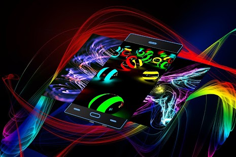 APK App Neon 2 | HD Wallpapers - Theme for BB, BlackBerry